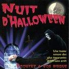 nuit d'halloween CD 1996 tous droits reserves I.M.D. used mint