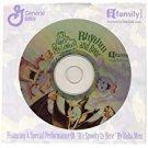 rhythm and boos: 13 days of halloween CD 2001 fox family used