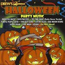dew's famous halloween party music CD 1994 turn up the music 16 tracks used mint