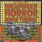 drew's famous halloween horror movie themes CD 1998 turn up the music 16 tracks used mint