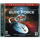 star trek voyager elite force expansion pack Activision 2001 paramount Teen used near mint
