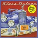 blues deluxe - various artists CD 1980 alligator 6 tracks used mint