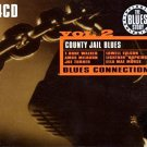 blues connection vol 2 county jail blues - various artists CD 4-disc box 2001 EMI new