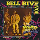 bell biv devoe - wbbd bootcity! CD 1991 MCA 12 tracks used mint