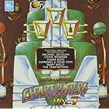 motown chartbusters vol. 7 - various artists CD 1998 spectrum polygram uk 16 tracks used mint