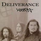 deliverance - learn CD 1992 intense 10 tracks used mint