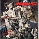 annihilator - carnival diablos CD 2000 metal is sanctuary 11 tracks used mint