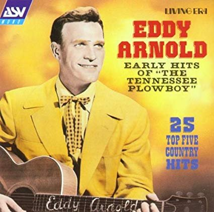 eddy arnold - early hits of the tennessee plowboy CD 2000 ASV living era 25 tracks used mint