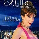 rita rudner - live from las vegas DVD image harrahs 62 minutes used mint