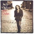 judy collins sings dylan - just like a woman CD 1993 geffen 11 tracks used mint