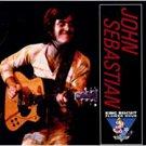 john sebastian - king biscuit flower hour CD 1996 BMG 16 tracks used mint