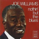joe williams - nothin' but the blues CD 1983 delos international 12 tracks used mint
