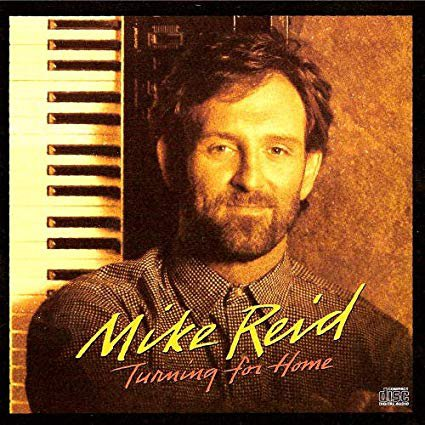 mike reid - turning for home CD 1991 sony 11 tracks used mint