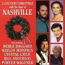 a country christmas with the stars of nashville CD 1993 ally cat regency 10 tracks used mint