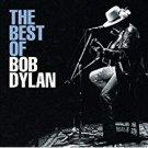 bob dylan - best of bob dylan CD 2005 sony 16 tracks used mint