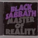 black sabbath - master of reality CD warner 8 tracks used mint