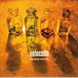velocette - fourfold remedy CD willja 10 tracks used mint