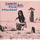 jeannette katt - pink mischief CD 1992 A&M 11 tracks used mint