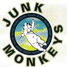 junk monkeys - bliss CD 1992 metal blade warner 13 tracks used mint