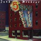 junk monkeys - 5 star CD 1991 metal blade 10 tracks used mint