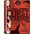 errol morris' first person the complete series DVD 3-discs 2005 MGM NR used mint