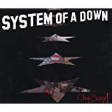 system of a down - chop suey CD ep 2001 sony 4 tracks used mint