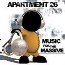 apartment 26 - music for the massive CD 2004 atlantic 12 tracks used mint
