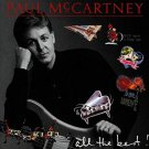 paul mccartney - all the best! CD 1987 MPL parlophone 17 tracks used mint
