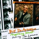 bill dearango - anything went featuring joe lovano CD GM recordings 11 tracks used mint