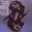 threat signal - vigilance CD 2009 nuclear blast 13 tracks used mint