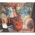 sepultura - attitude CD ep 1996 roadrunner 4 tracks used