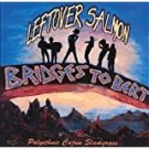 leftover salmon - bridges to bert CD 1992 whirled beets 13 tracks used mint