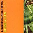 charlie hunter quartet - natty dread CD 1997 blue note capitol 9 tracks used mint