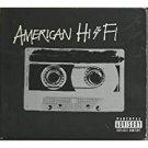 american hi fi - american hi fi CD 2001 island 13 tracks used mint