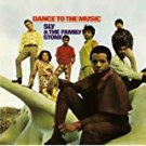sly & the family stone - dance to the music CD 1995 sony epic 10 tracks used mint