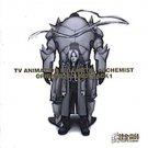 TV animation fullmetal alchemist original soundtrack 1 CD 2004 aniplex used mint