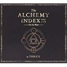 thrice - alchemy index vols I & II fire & water CD 2-discs 2007 vagrant used mint