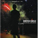 winter circle - huge and hopeful CD 2006 winter circle 6 tracks used mint