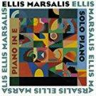 ellis marsalis - piano in E solo piano CD 1991 rounder 7 tracks used mint