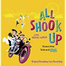 all shook up - original broadway cast recording CD 2005 sony 27 tracks used mint