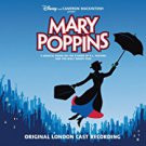mary poppins - original london cast recording CD 2005 disney 21 tracks used mint