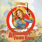 annie get your gun - bernadette peters CD 1999 angel 19 tracks used mint