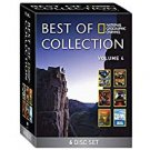 best of national geographic channel collectionvolume 4 DVD 6-discs used