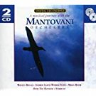 a musical journey with mantovani orchestra CD 2-discs 1994 digimode 27 tracks used mint