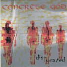 concrete god - dislocated CD 1999 foundation records 11 tracks used mint