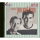 best of jan and dean - legendary masters series CD 1990 EMI 22 tracks used mint