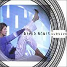 david bowie - survive CD EP 2000 virgin 4 tracks used mint