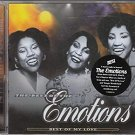 best of my love: best of the emotions CD 1996 sony legacy 16 tracks used mint