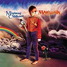 marillion - misplaced childhood CD 1985 EMI 10 tracks used mint