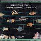 stevie wonder's original musiquarium I volumes I & II CD 2-discs 1984 motown tamla BMG Direct mint